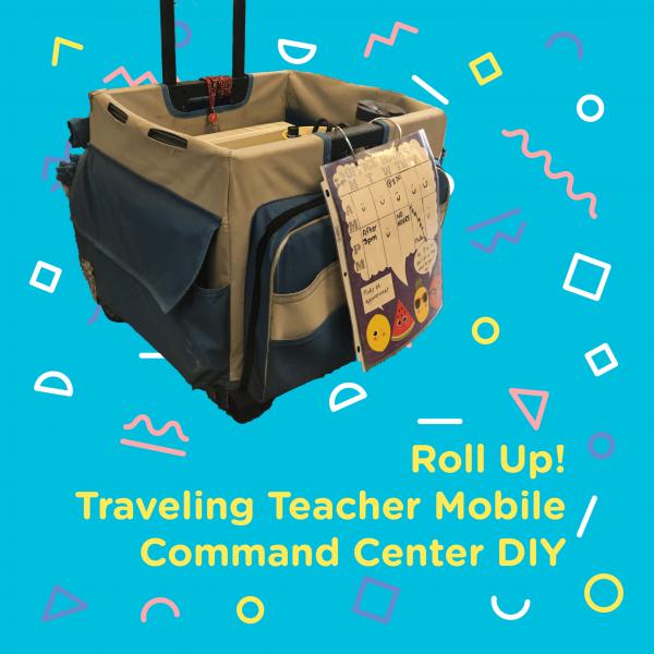 Roll-up-traveling-teacher-mobile-command-center-diy