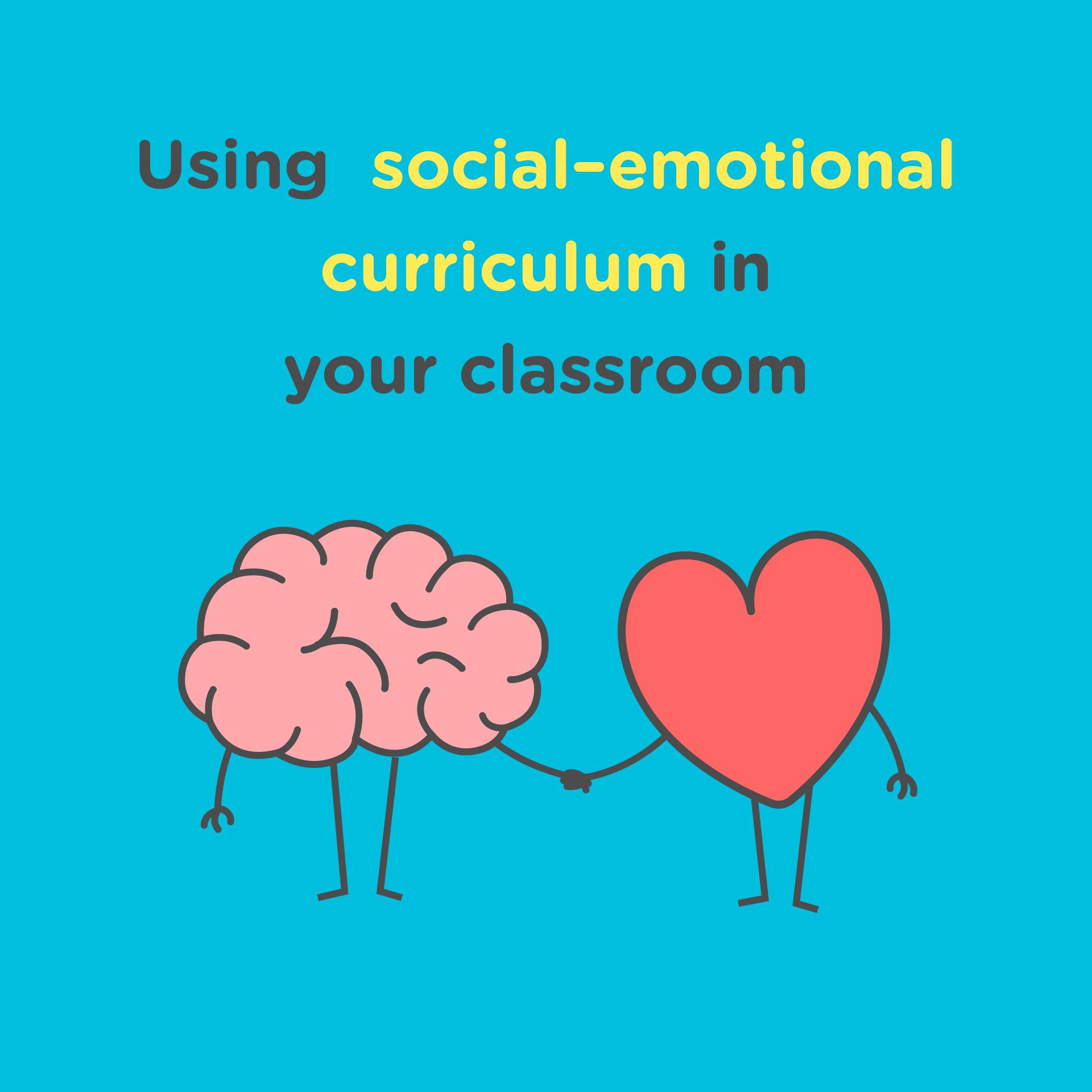 Social-emotional curriculum